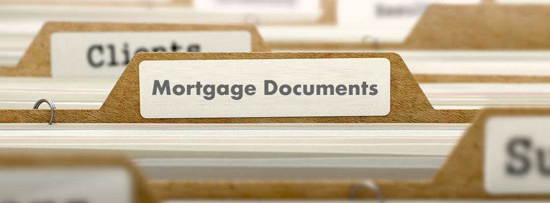 Mortgage Document Preparation